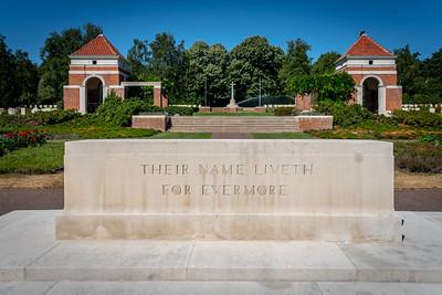 Holten War Cemetery 2018