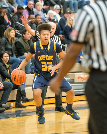 Varsity Basketball @ Stoney Creek 2/13/2018
