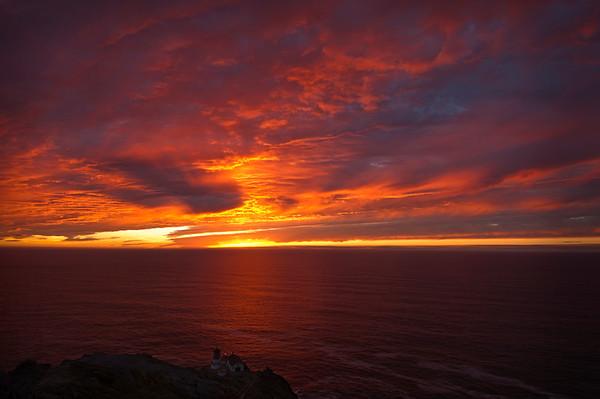 Marin County/Pt. Reyes National Seashore