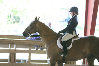 42) Pet Pony Walk/Favorite Gait 12 yrs old & under