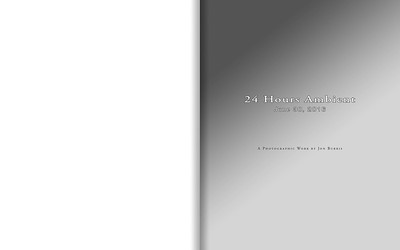 24 Hours Ambient Book Mockup Gallery