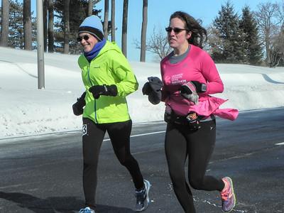 Winter Marathon and 3-Person Relay