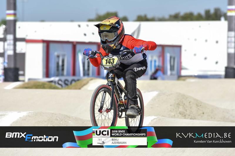 UCI BMX WC BAKU --  Challenge -12y (part 1)