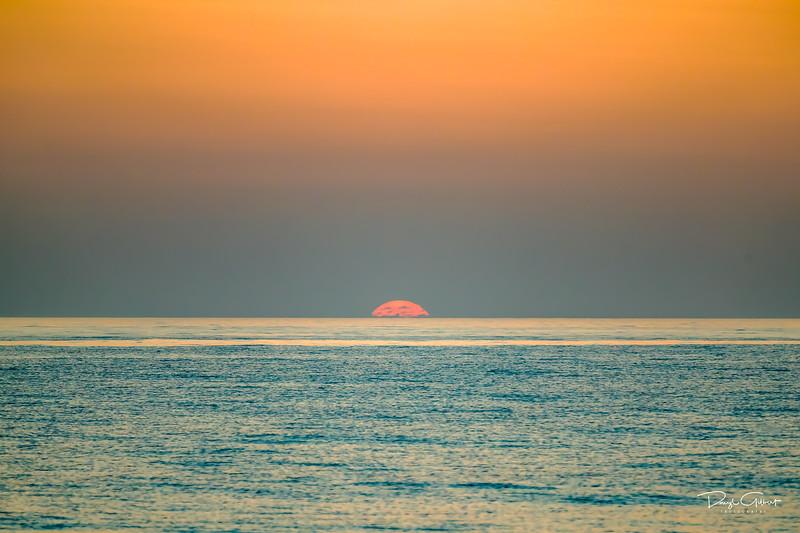 Peek-a-boo Sunrise