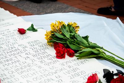 Justice for Kobe Heisler, Minneapolis, August 31