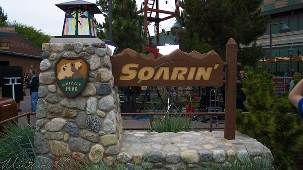 Disneyland Resort, Disney California Adventure, Grizzly, Peak, Airfield, Soarin