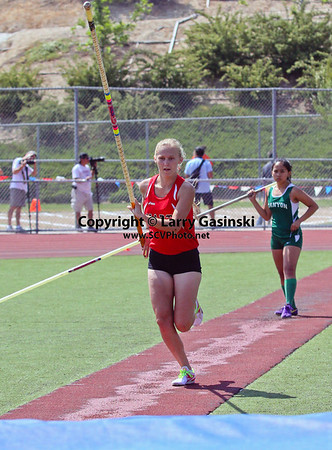 Girls Foothill League Prelims 4/30/2013