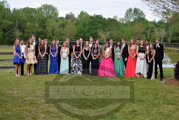 Prom 2016 Camden High School