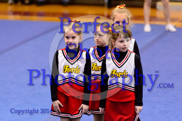 Haverford Youth Cheer - Mini Exhibition