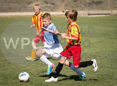 August 3, 2013 Park City Cup Game 4