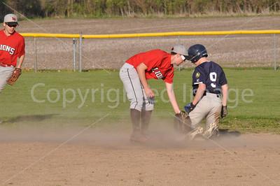 La Moille High School 2012 Baseball and Softball Games