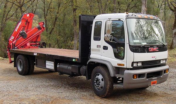Spa Express Trucks