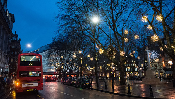 London & Paris 2018