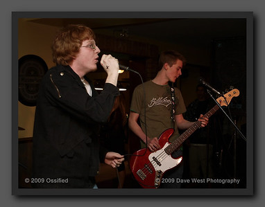 Ossified at the 10th Annual Collingwood Music Showcase