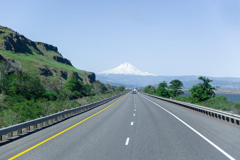 Oregon I-84 - Mt Hood