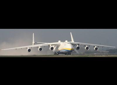 The Antonov AN-225 Mriya, The Largest Plane Ever Built