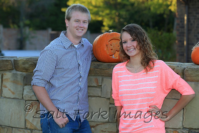 Katie and Cullen - 10/20/13