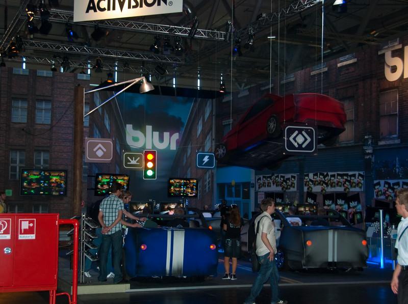 Blur at GamesCom