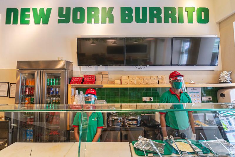 The New York Burrito Company