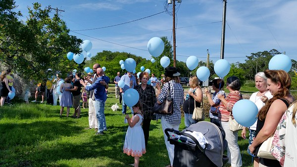 Celebration for Shannon May 2016