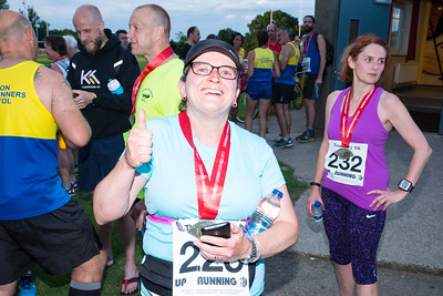 Thornbury 10k Evening Race July 2017