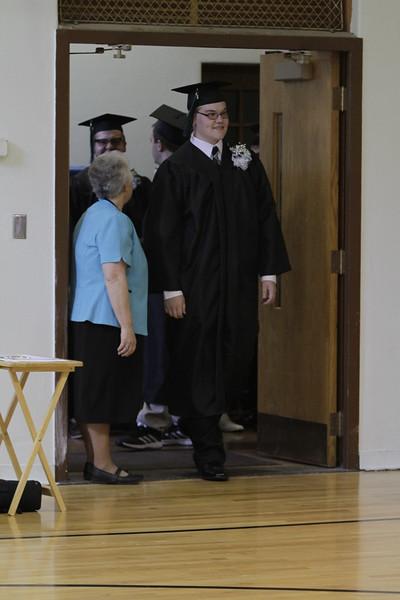 Hope Hall Graduation 2016