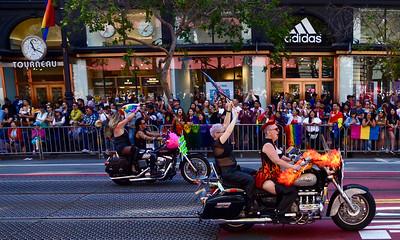 Pride Parade - San Francisco