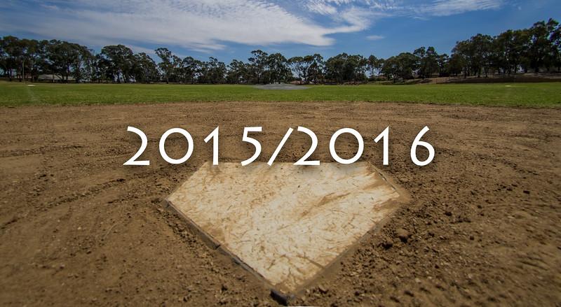 2015/2016 Season