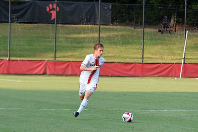 Men's Soccer Hosts High Point