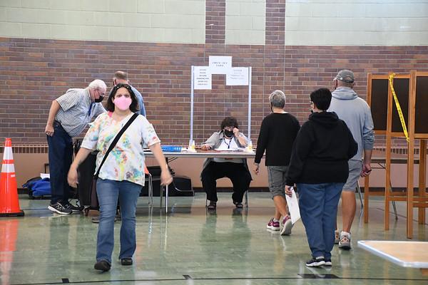 North Adams Preliminary Election for Mayor