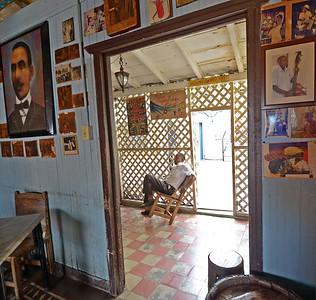 Santiago de Cuba December 2013