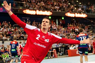 WM-Qualifikation: Schweiz - Norwegen