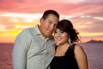 Dario y Elizabeth