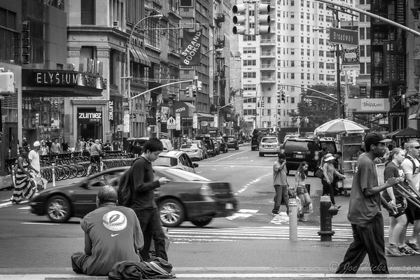 Street and urban