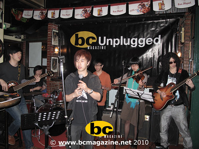 bc unplugged@the wanch | 18 march 2010