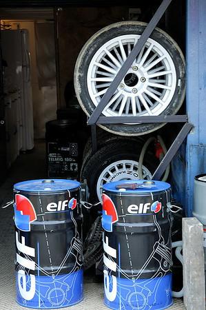 Championnat d'Europe de Rallycross-Circuit de KERLABO 2008