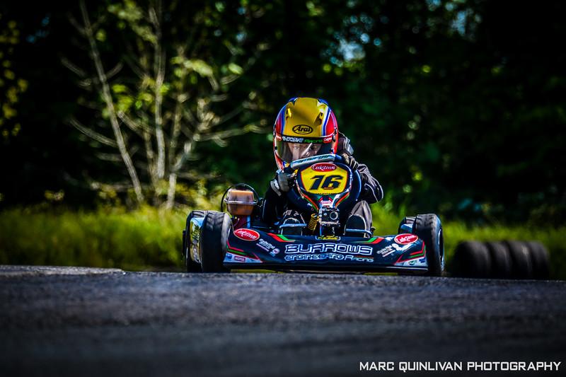 Tullyallen Karting Club 2017 Championship - Round 3 - Athboy