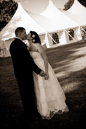 Rachel and Eric Wedding