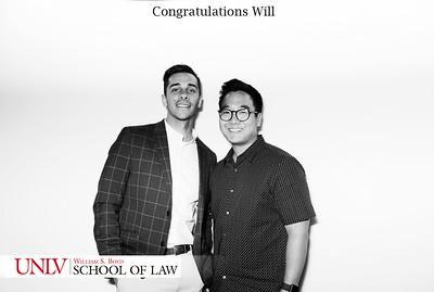 Will's UNLV Law Graduation 2019