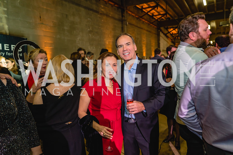 Antionette Bruno Starchef CEO, Tom. 2018 StarChefs Tasting Gala & Awards Ceremony. December 11, 2018. Elyse Cosgrove Photography.ARW