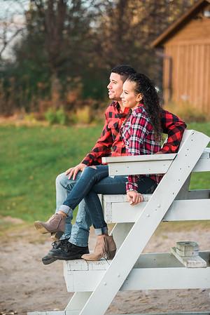 Stephanie & Nathaniel