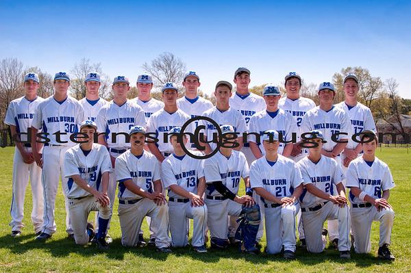 Millburn High School Varsity Team Photos