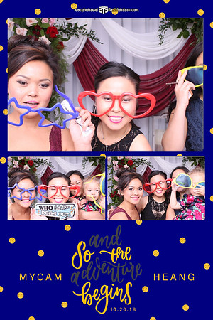 MyCam & Heang Wedding - October 20, 2018