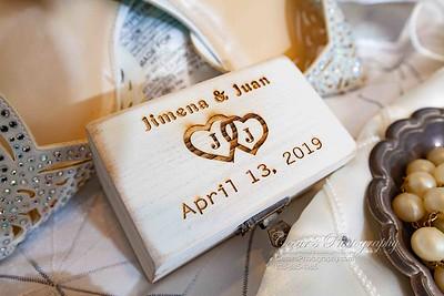 Juan & Jimena Wedding Day