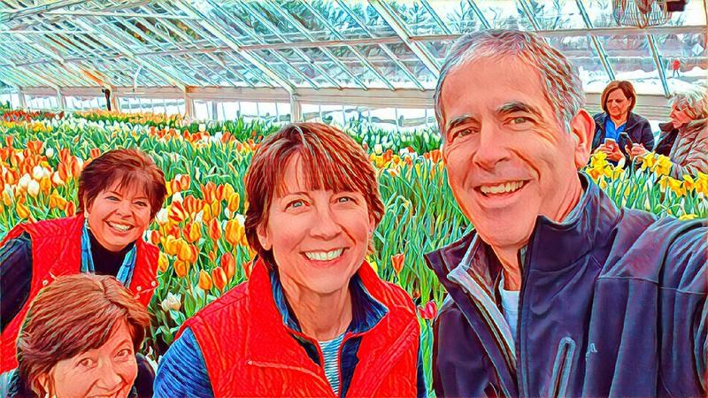 2018-03-11 Elizabeth Park Rose Garden Greenhouse Tony Sandy Mom Dad Martha Kathy V(2)