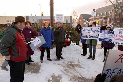 Rally in Leominster, Jan. 21, 2020
