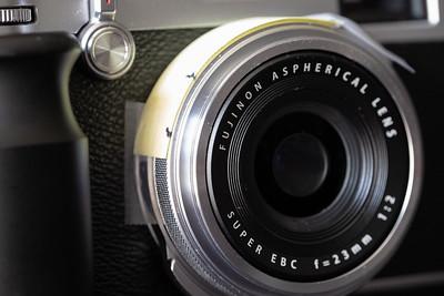20200425 - Fujifilm WCL TCL Conversion Lens X100F Hack