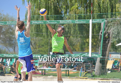 Renzini-Capotosti vs. Serafiino-Tretto #UmbriaCup2017 #BeachVolley