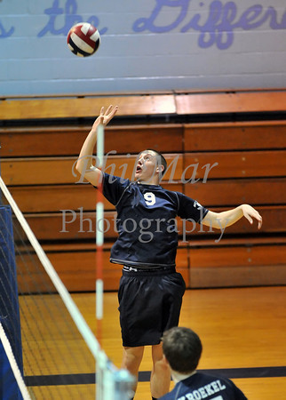 Holy Name VS Antietam Boys Volleyball 2011