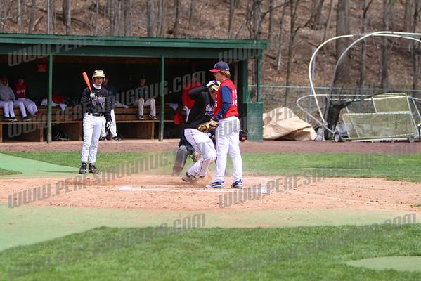 Boys Varsity Baseball vs Schenectady 4-21-2011